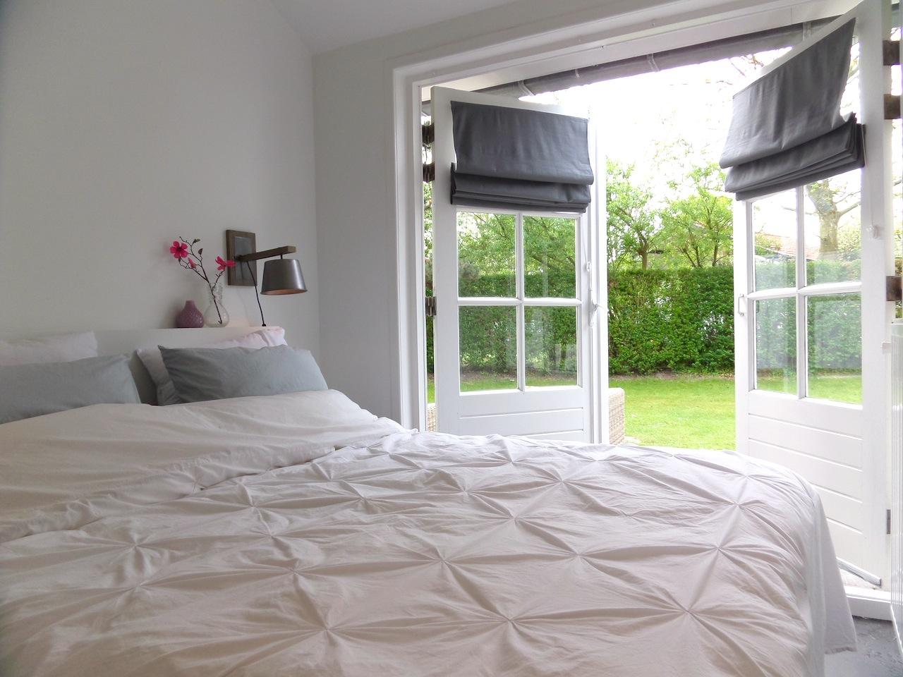 de slaapkamer - Zeebries, de mooiste vakantie bungalow van cadzand ...